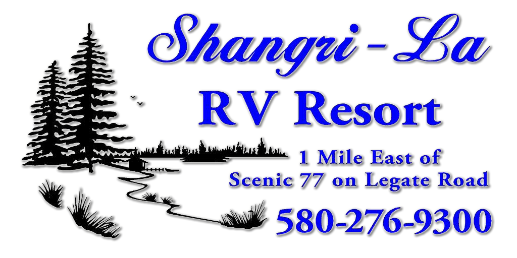 Shangri-La RV Resort Logo